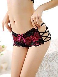 Women Boy shorts & Briefs/Ultra Sexy Panties , Cotton/Lace/Nylon/Others Panties
