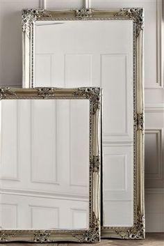 Next Pewter floor mirror £260