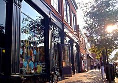 Old Town Alexandria - I loved living here!  Would be great to have a 2nd home there someday