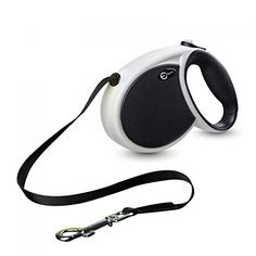 Retractable Dog Leash, Esky® Pet Leash Dog Lead (Extend to 26Ft) with Ergonomic Handle for Less Than 90lbs Dogs Esky http://www.amazon.com/dp/B016A6GG2S/ref=cm_sw_r_pi_dp_7duzwb0V63TNX