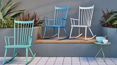 Home :: Outdoor :: Chairs :: Victoria Rocker Chair