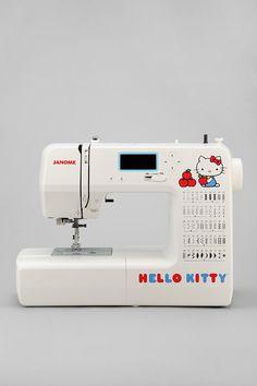 Janome 15822 Hello Kitty Sewing Machine
