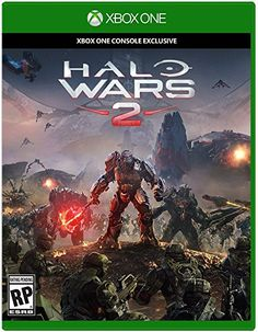 Halo Wars 2 - Xbox One https://www.amazon.com/Halo-Wars-2-Xbox-One/dp/B013GZ67Y8/ref=as_li_ss_tl?s=videogames&ie=UTF8&qid=1478466312&sr=1-31&keywords=xbox&th=1&linkCode=ll1&tag=mypintrest-20&linkId=8a99a64a609588f68488dc7d2f312d80