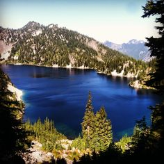 Where to Hike in 2015: Snoqualmie Pass - Seattle Backpackers Magazine