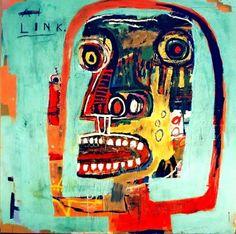 Lyle Carbajal Paintings: Urban Primitive Pictures   Mutantspace