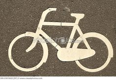 BIke icon in the netherlands