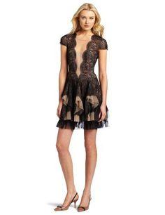 BCBGMAXAZRIA Women's Rochelle Scallop Lace Dress  BCBGMAXAZRIA , http://www.amazon.com/dp/B006GK1AWU/ref=cm_sw_r_pi_dp_cGWHpb14X2V6N