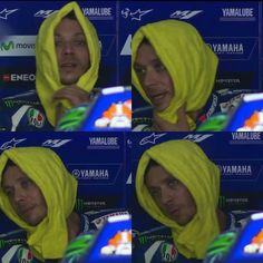 Vale, Sepang Test Day 3