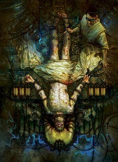 Frankensteinia: The Frankenstein Blog: The Art of Frankenstein : Patrick Jones