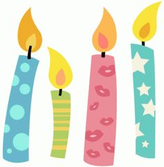 candles clipart free large images cards pinterest baby rh pinterest com birthday candle clip art images birthday candle clipart free