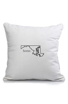 'Home State' Pillow