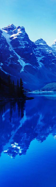 【H.I.S.】【Maraine Lake, Canada】 #canada #travel #blue