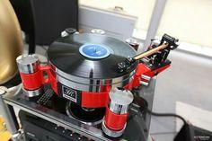 JR Audio turntable