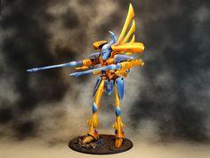 Iyanden Revenant Titan from Forgeworld