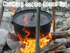 What's Cookin, Chicago?: Camping Recipes Roundup & Camping Cookware Giveaway!