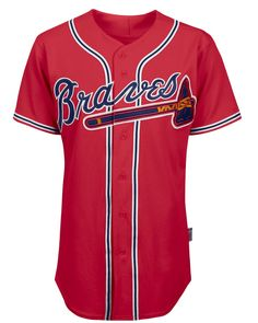 1e217fcf1f6 And I want a Braves jersey. SAITH SPORTS WEAR