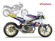 Honda VTR 250..