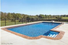 14 best vinyl pools in ground luxury swimming pools images in 2017 swimming pool - Luxury above ground pools ...