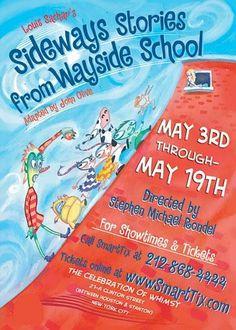 Sideways Stories from Wayside School New York, NY #Kids #Events