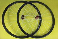 29er Carbon MTB Rim 50mm Wide Bicycle Carbon Rim Tubeless/&Hookless 3K glossy