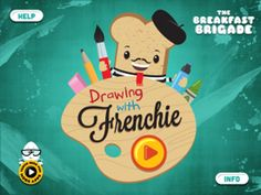 7 Educational Apps for First Graders- Frenchie Draws