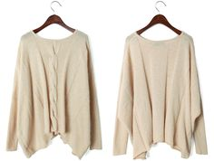 ANNAWII ♥ - THE PERFECT CABLE KNIT SWEATER