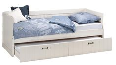 Sofabed Gitte: mooi en praktisch bed voor de kinderkamer #tip #meubel