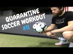 Soccer Workouts, Soccer Skills, Soccer World, Drill, Youtube, Football Workouts, Hole Punch, Drills, Drill Press