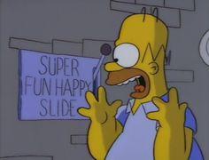 SUPER FUN HAPPY SLIDE!!!