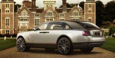 2017 Rolls Royce SUV Cullinan Exterior MNG