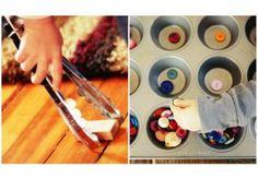 Ako objavovať a hrať sa s najmenšími s tým, čo máme doma Tableware, Dinnerware, Dishes, Serveware