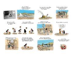 La BD de la semaine: Coquelicots d'Irakcommentée par Lewis Trondheim et Brigitte Findakly