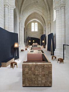 Abbaye de Fontevraud Hotel and Restaurant