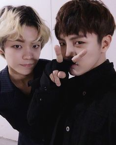 Chan & Donghoon