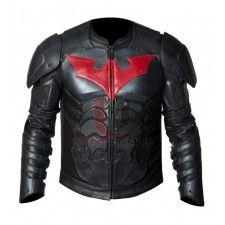 Batman Beyond Armor Leather Jacket | Costume