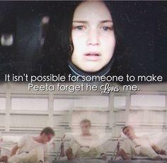 The Hunger Games Igrzyska Śmierci Mockingjay Kosogłos Peeta Katniss