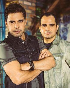 Zezé di Camargo & Luciano (Foto: Bruno Fioravanti / Divulgação)