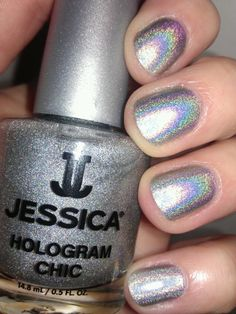 Jessica Hologram Chic- okay I need this.