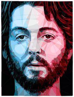 The Beatles - Paul McCartney