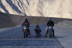 #cargil#leh #ladakh #road #trip#magnetic#hill#park#your#vehicls#here