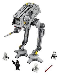 LEGO Star Wars AT-DP Toy Review - http://www.mommytodaymagazine.com/toys/lego-star-wars-at-dp-toy-review/