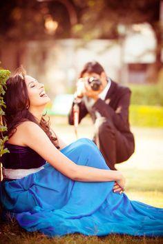 Post wedding shots