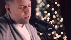 Here's Matthew West performing #AChristmasToBelieveIn at the K-LOVE studio. We pray that it blesses you this Christmas season.