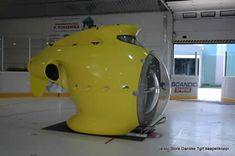 one man submarine | Silvercrest Submarines are the UK's premier Submarine & Rov sales ...
