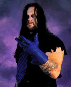 The Undertaker  The Phenom  The Deadman  It all equals Perfection at Wrestlemania!