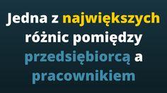 Przedsiębiorca myśli inaczej niż pracownik a to jest jedna z największych różnic... http://blog.swiatlyebiznes.pl/jedna-z-najwiekszych-roznic-pomiedzy-przedsiebiorca-a-pracownikiem/