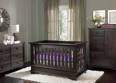 Giveaway: Munire Furniture and Baby Cache Crib - Project Nursery