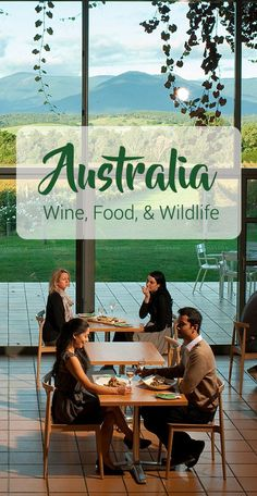 Australia travel itinerary: Wine, food, and wildlife in Melbourne and Victoria.