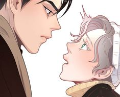 Manga Bl, Manga Love, Handsome Anime Guys, Manhwa Manga, Shounen Ai, Fujoshi, Sword Art Online, Webtoon, Dog Love