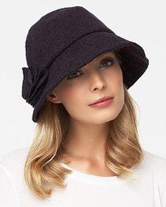 Helen Kaminski Edeva Hat with Rosette